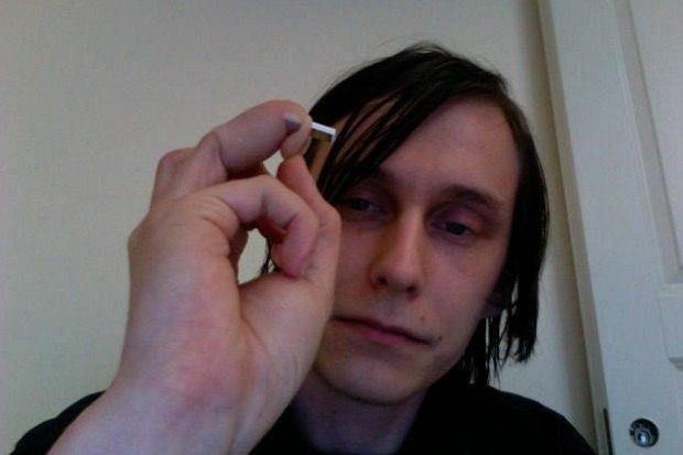 Палец - usb флешка