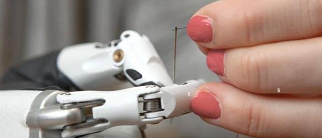 Бионический протез руки BeBionic