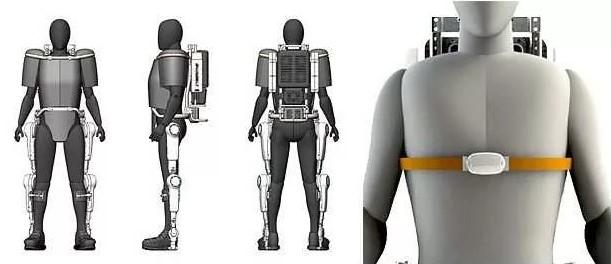 HAL - робот экзоскелет