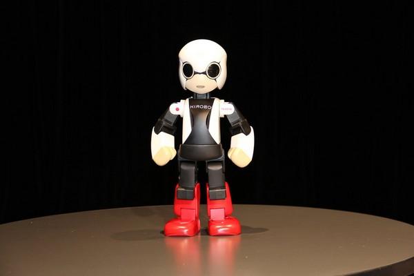 Kirobo-роботандроид