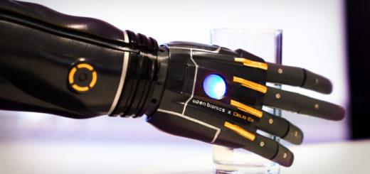 Бионические кисти Hero Arm